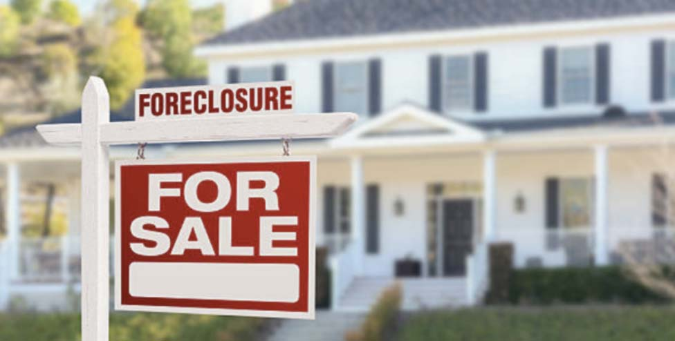 foreclosures and evictions
